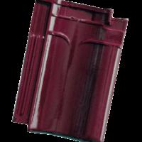 Керамическая черепица Koramic VHV Wine Red Glazed