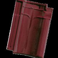 Керамическая черепица Koramic VHV Wine Red Matt Glazed