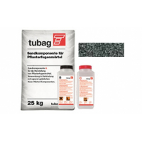 quick-mix Tubag PFL базальт, 25 кг