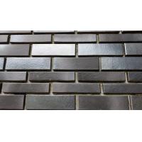 Клинкерный кирпич Feldhaus Klinker K518NF geo platinum liso