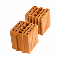 Керамический блок Porotherm 20 доборный элемент