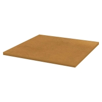 Paradyz Aquarius Brown плитка базовая гладкая