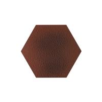 Paradyz Cloud Rosa DURO Heksagon плитка напольная структурная