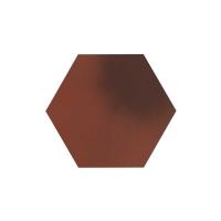 Paradyz Cloud Rosa (Plain) Heksagon плитка напольная