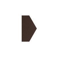 Paradyz Natural Brown DURO Polowa декор напольный структурный