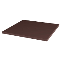 Paradyz Natural Brown (Plain) плитка базовая гладкая