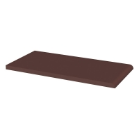 Paradyz Natural Brown (Plain) подоконник гладкий