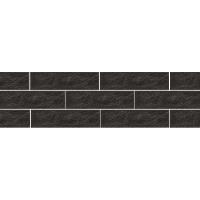 Paradyz Scandiano Nero плитка фасадная структурная