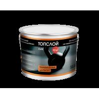Лак-пропитка полиуретановый для бетона Топслой Лак, 3 кг Perfecta