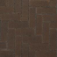 Ручной формовки брусчатка Vandersanden опесоченная, устаренная Dordogne Nostalgie (коричневая, рельефная, опесоченная, устаренная)