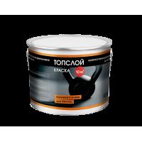 Краска полиуретановая для бетона Топслой Краска, 3 кг Perfecta