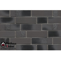 Клинкерная плитка Feldhaus Klinker carbona anthrazit bluastro R567NF14 240x14x71 мм