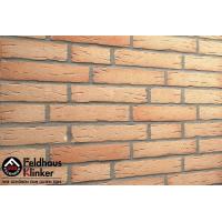 Клинкерная плитка Feldhaus Klinker sintra crema duna R696NF14 240x71x14 мм