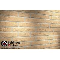 Клинкерная плитка Feldhaus Klinker sintra crema R692WDF14 215x65x14 мм
