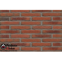 Клинкерная плитка Feldhaus Klinker sintra terracotta bario R698NF14 240x71x14 мм