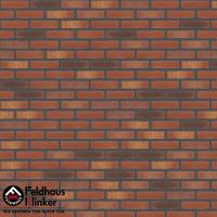 Клинкерная плитка Feldhaus Klinker vascu carmesi legoro R744DF14 240x52x14 мм