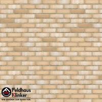 Клинкерная плитка Feldhaus Klinker vascu crema bora R730DF14 240x52x14 мм