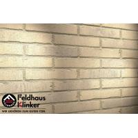 Клинкерная плитка Feldhaus Klinker vascu crema pandra R733NF14 240x71x14 мм