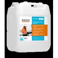 Противоморозная добавка в строительные растворы и бетон Арктик -25С, 10 л Perfecta