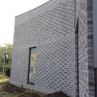 Кирпич ручной формовки Vandersanden 362. Rainbow Greydust