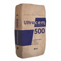 Портланд цемент Ultracem 500, 50 кг Perfecta