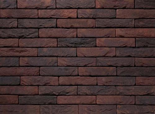 Клинкерная плитка Vandersanden 76. Carbon