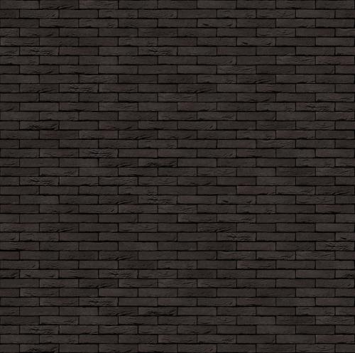 Клинкерная плитка Vandersanden 1. Zwart Mangaan