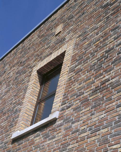 Кирпич ручной формовки Vandersanden 312. Castello Rood
