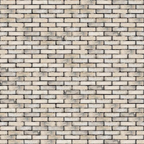 Кирпич ручной формовки Vandersanden 361. Hubertus Snowdust