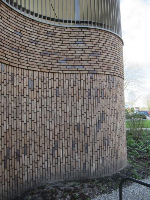 Кирпич ручной формовки Vandersanden 327. Lagos
